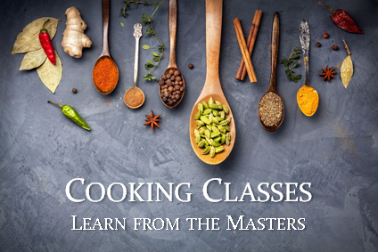 Cooking Classes Link